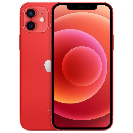 iPhone 12 Rouge